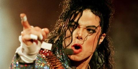 Michael Jackson Grunts