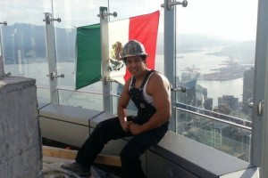 mexicanflagtrumptowervancouver